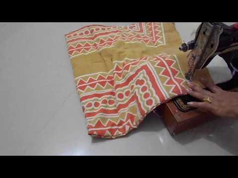 पुराने कपङो से बच्चो के लिए गद्दा कैसे बनाये / How to make rug ||