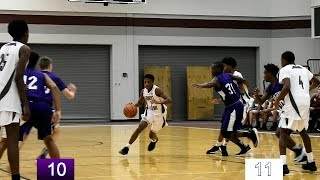 Ben Davis vs Lawrence Central Basketball 1st Half 12/21/18