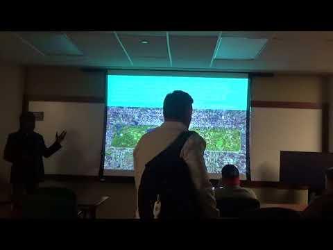 REE 5882 - Land Use Planning - Sept 23 2017 - 1 of 2 [guest speaker]