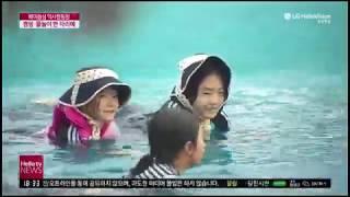 충남방송뉴스 - '캠핑하며 물놀이도 즐겨요'(2020.…