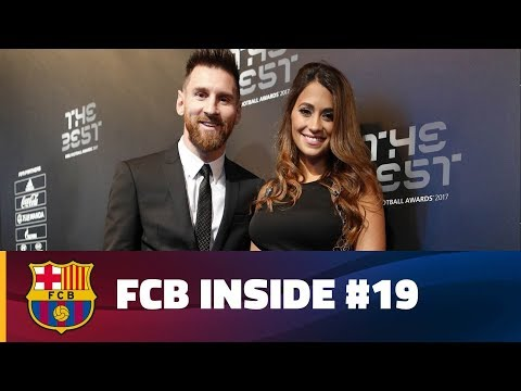 The week at FC Barcelona #19