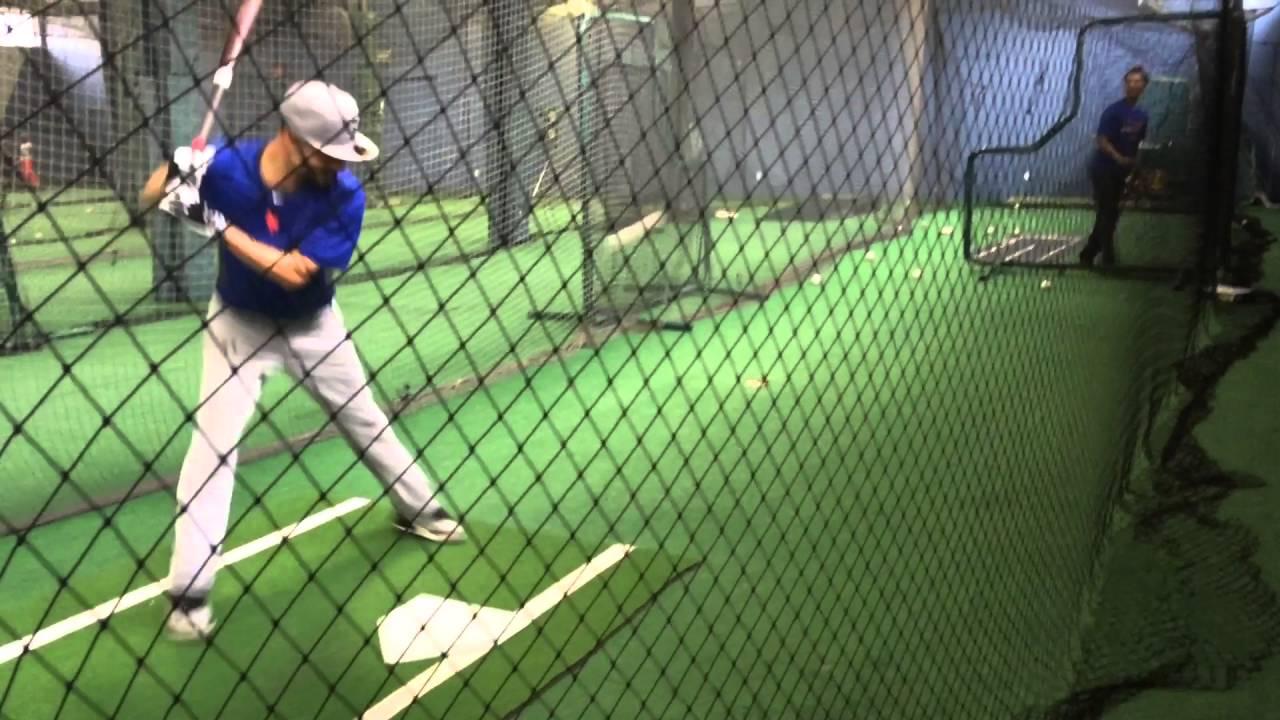 batting cages u0027 workout 1 2016 youtube