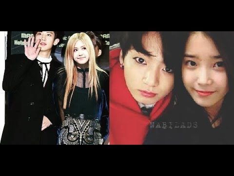 [FMV] Chanyeol x Rose & Jungkook x IU – We don't talk anymor