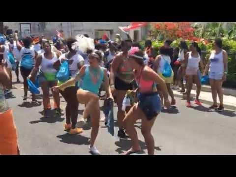 Bermuda Carnival Parade of Bands