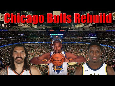 NBA 2k18: Chicago Bulls Rebuild - Best Rebuild Ever??