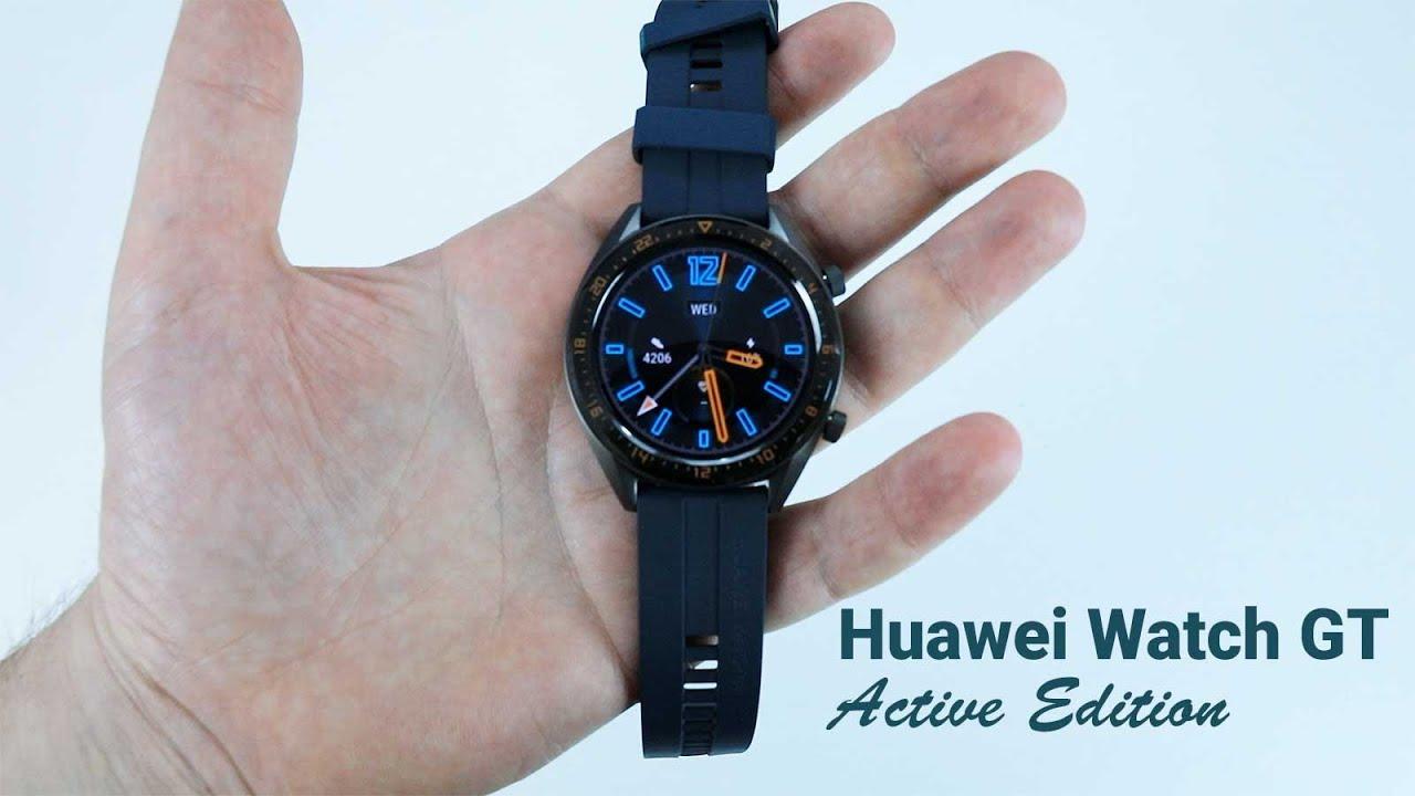 Ce poate face ceasul inteligent Huawei Watch GT - review în română