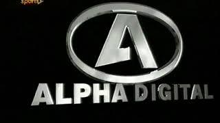 Διαφημίσεις 2002 Alpha Digital-Greek commercials from 2002