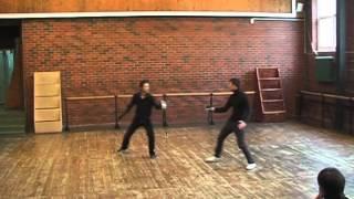 Школа Ловкости: Фехтование (Забелин, Орцуев)