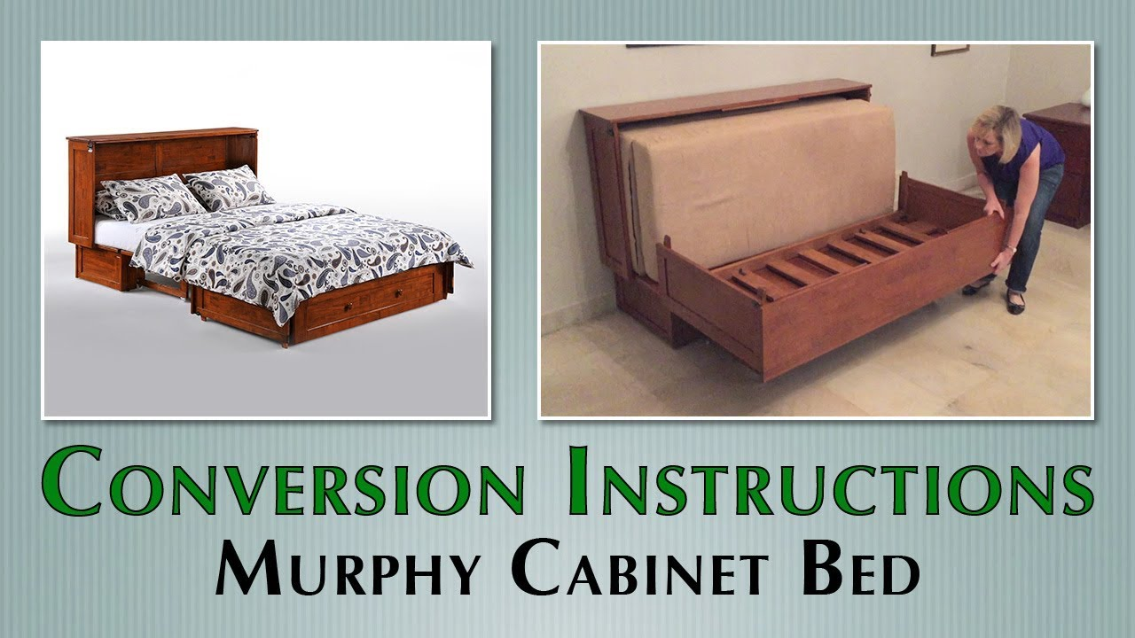 Poppy Brushed Driftwood Queen Murphy