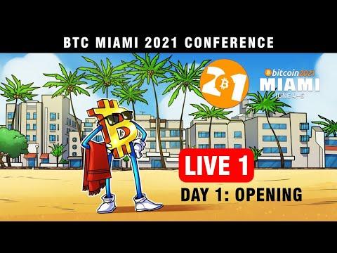 Bitcoin Miami 2021: Inside the 50,000+ attendee event