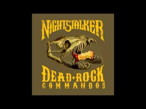 Nightstalker - Rockaine (Lyrics ) HQ