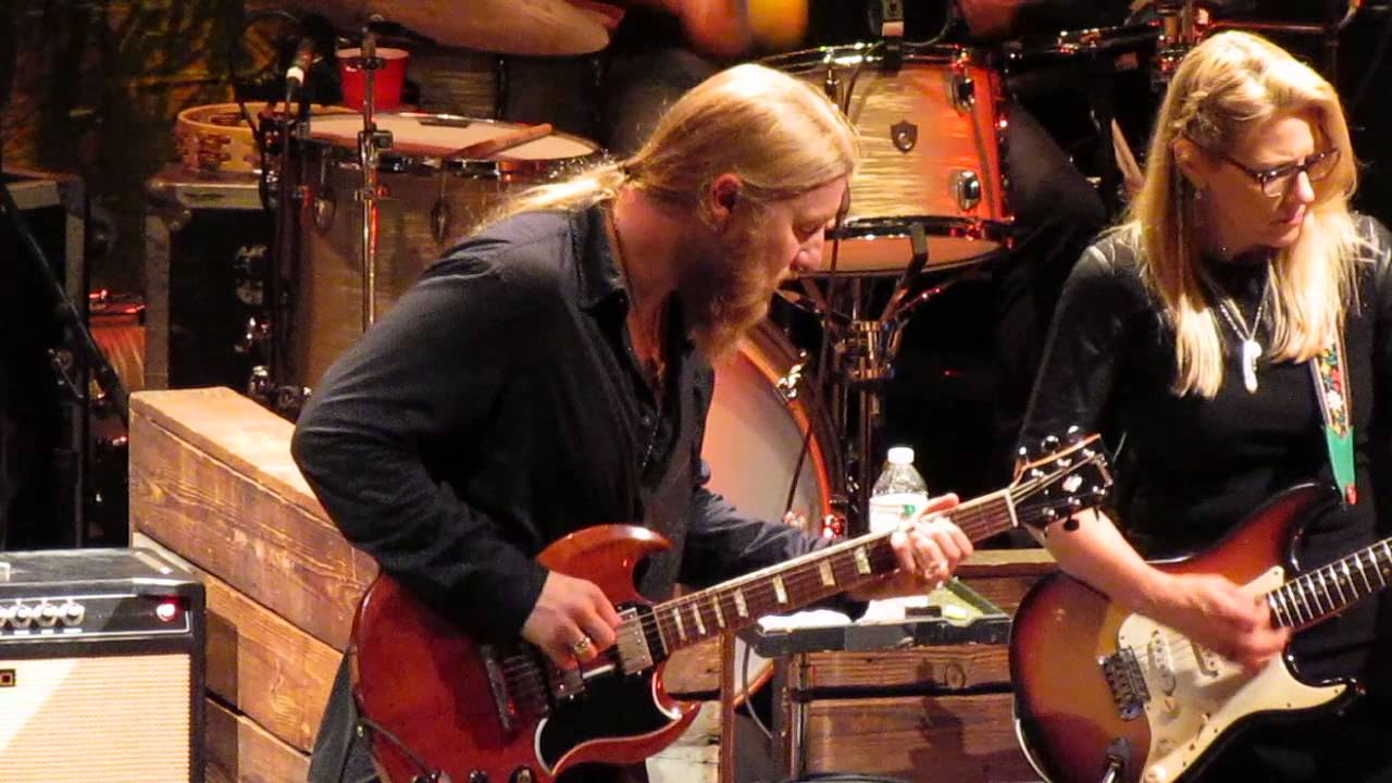 Tedeschi trucks learn how to love you chords