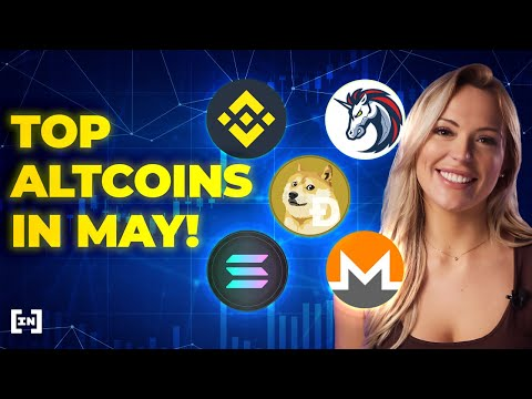 Top 5 Altcoins for May 2021 🚀 Some of the Best Crypto Projects Right Now!