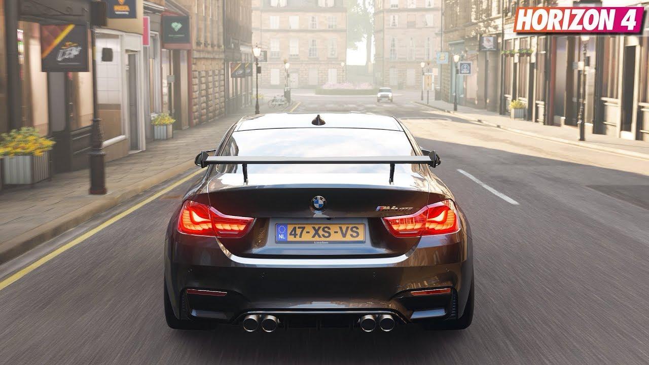 Forza Horizon 4 - BMW M4 GTS | Gameplay (SOUND UPDATE ????)