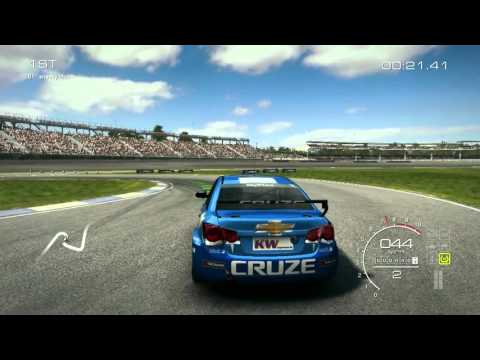 Grid Autosport...Racing In Linux..Easy As Lewis..