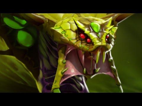 видео: [dota 2] Обзор героя - venomancer