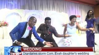 Joseph Evah s Daughter Marries In Lagos