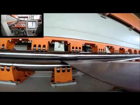 edge bending machine