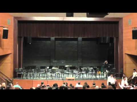 Spring 2016 LGHS And Fisher Middle School Orchestral Concert