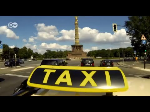 Taxi Ride through Berlin | Euromaxx - Taxi