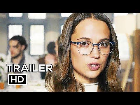 SUBMERGENCE   2018 Alicia Vikander, James McAvoy Movie HD