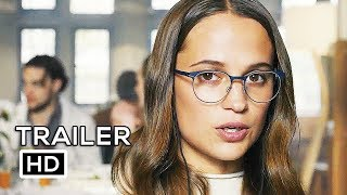 SUBMERGENCE Official Trailer (2018) Alicia Vikander, James McAvoy Movie HD