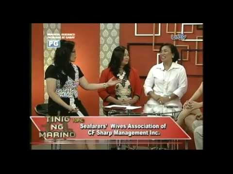 TINIG NG MARINO 112 - Seafareres Wife Association of CF Sharp Management Inc.
