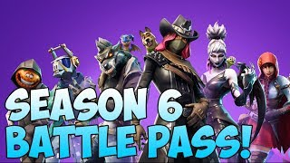 🔴680+ Wins - Fortnite LIVE: Season 6 Battle Pass Gameplay- Xbox Not Working!
