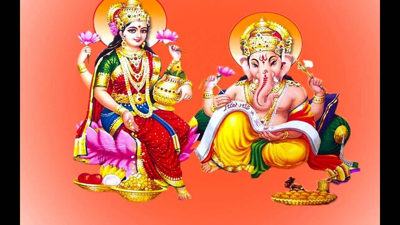 Good Morning With Best Laxmi Ganesh Images Pictures Photos Ecards Wallpapers For Whatsapp Video Youtube