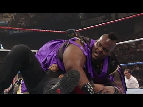 Mabel vs. Savio Vega: King of the Ring 1995