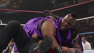 Mabel vs. Savio Vega: King of the Ring 1995