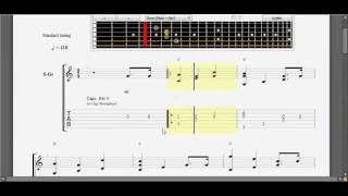 [Guitar TAB] Happy birthday