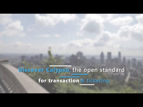 Calypso, a field proven technology for Smart Ticketing