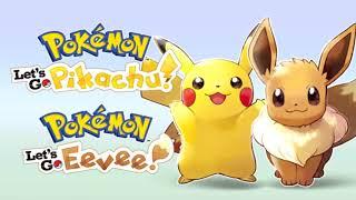 10 Hours Vermillion City Theme - Pokemon Let's Go Pikachu & Eevee Music Extended