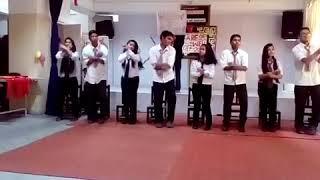 ALL ABOUT SCHOOL... Farewell performance by JVM Sholtu  Class XI