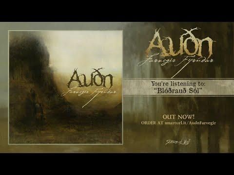 Auðn - Blóðrauð Sól