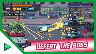 ¿Quieres salvar miles de GATOS indefensos? JUEGA Cat Gunner: Super Force AQUI!