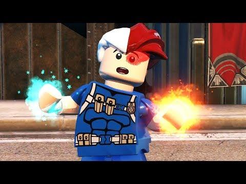 LEGO My Hero Academia Todoroki Custom!