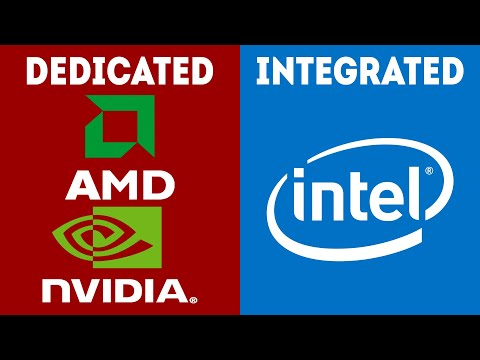 Dedicated vs. Integrated Graphics Cards - Which Should You Choose? [Simple]
