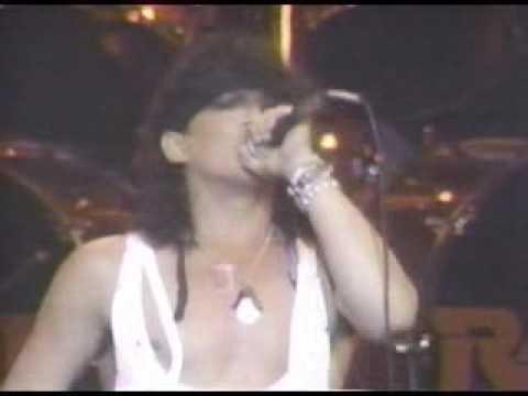 RATT  Round and Round  @ The Rock Palace 1983