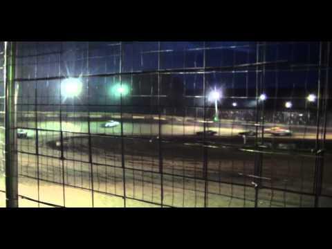 8.8.15 Peoria Speedway--Street Stock Feature