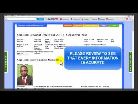 Loan Application Process - Form Submission