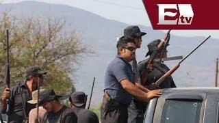 Guerrero sumergido en grupos de autodefensa, alerta la CNDH / Paola Virrueta
