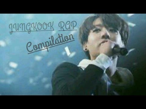 방탄소년단 JUNGKOOK Rap Compilation