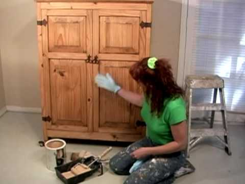 Faux Painting Furniture Techniques