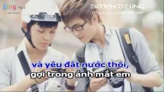 [Karaoke Beat] Xinh Tươi Việt Nam - V.Music ft Simon.Dzung