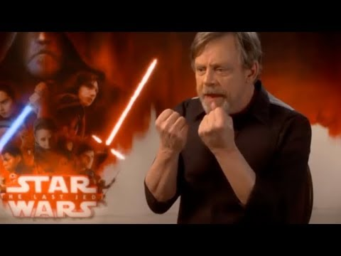 "Mark Hamill: ""He's Not My Luke Skywalker"" & Defining a Jedi!"