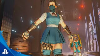 Street Fighter V - A Shadow Falls Story Trailer | PS4