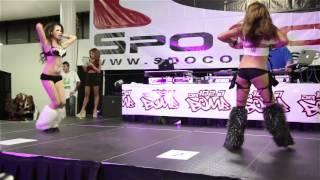 SPOCOM Hawaii 2012 - Go Go Dance Competitions