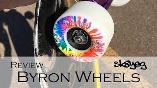 Review: Powell Peralta Byron Essert Wheels